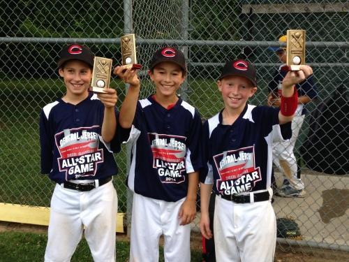 Baseball Summer 2014 on carpoolcandy.com