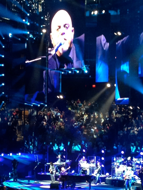 Billy Joel at MSG on carpoolcandy.com