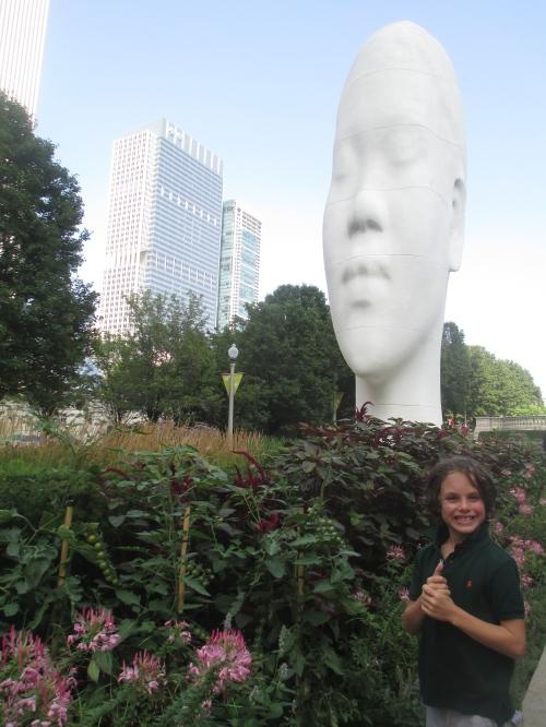 Millennium Park in Chicago on carpoolcandy.com