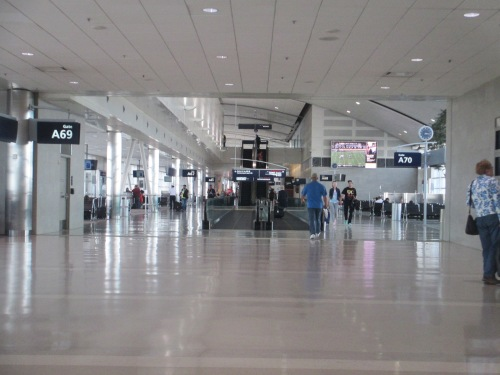 Delta terminal Detroit Metro Airport on carpoolcandy.com