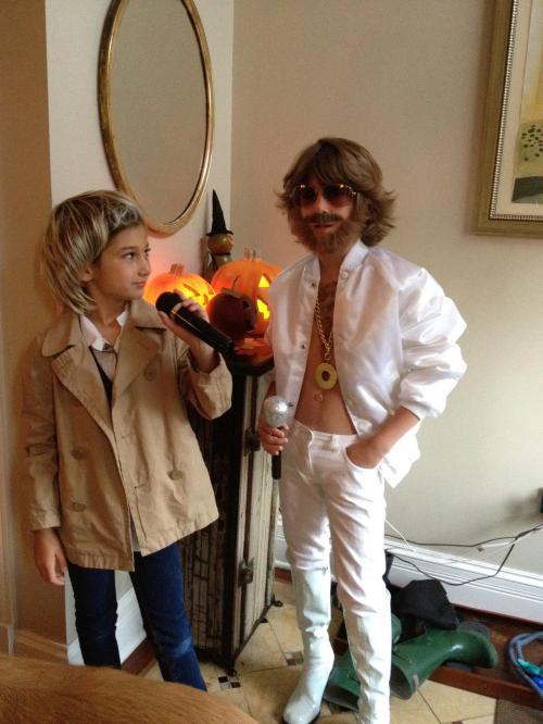 Amazing kid Halloween costumes on carpoolcandy.com