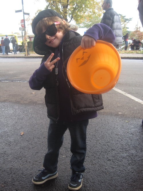 Great Halloween costume on carpool candy.com