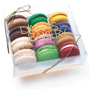 danas bakery macarons on carpoolcandy.com
