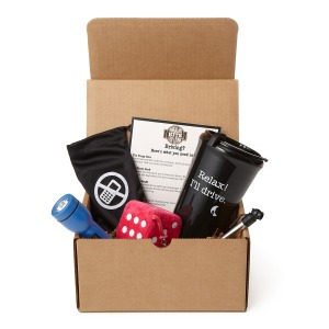 drivers license kit on carpoolcandy.com