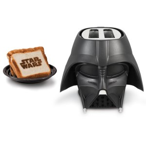 Hammacher Darth Vader toaster on carpoolcandy.com