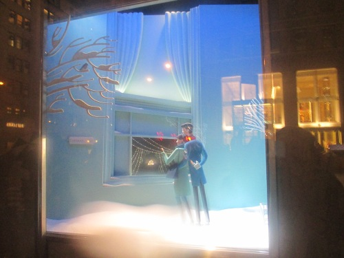 Tiffany holiday windows 2014 on carpoolcandy.com