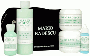 mario bedescu mens grooming kit on carpoolcandy.com