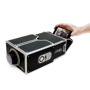 uncommon goods smartphone projector on carpoolcandy.com
