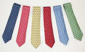 Vineyard Vines tie on carpoolcandy.com