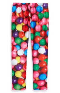 Zara terez leggings gumballs on carpoolcandy.com