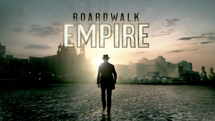 HBO Boardwalk Empire poster on carpoolcandy.com