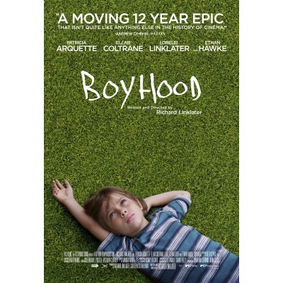 boyhood poster on carpoolcandy.com