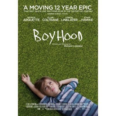 boyhood poster on carpoolcandy.com