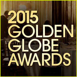 Golden Globes 2015 logo on carpoolcandy.com
