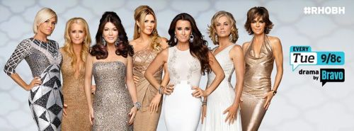 RHOBH poster on carpoolcandy.com