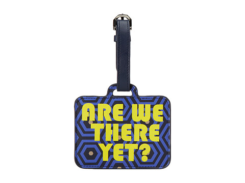 are we there yet luggage tag on carpoolcandy.com