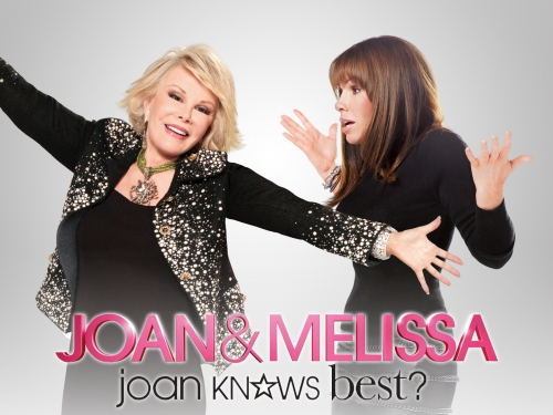 Joan And Melissa Joan Knows Best as on carpoolcandy.com