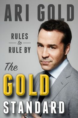 Gold Standard book cover on carpoolcandy.com