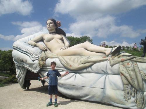 Grounds for Sculpture park Hamilton, NJ on carpoolcandy.com