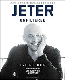 Jeter Unfiltered cover on carpoolcandy.com