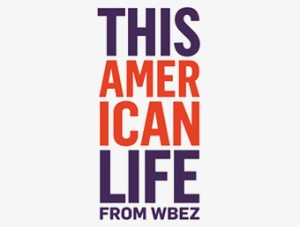 This American Life podcast graphic on carpoolcandy.com
