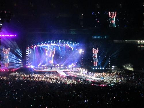 Taylor Swift 1989 concert at MetLife Stadium NJ on carpoolcandy.com