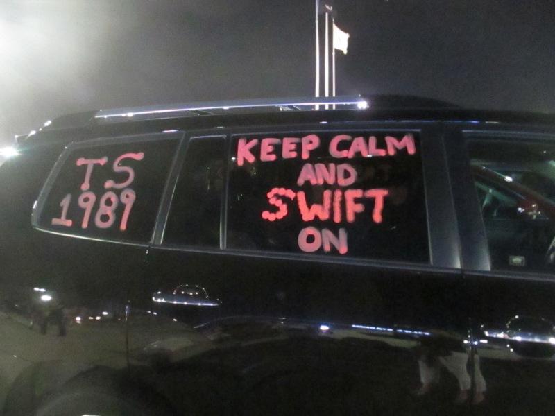 Taylor Swift 1989 concert MetLife Stadium NJ on carpoolcandy.com