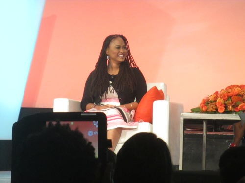 Ava DuVernay at BlogHer15 NYC highlights on carpoolcandy.com