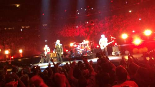 U2 MSG 2015