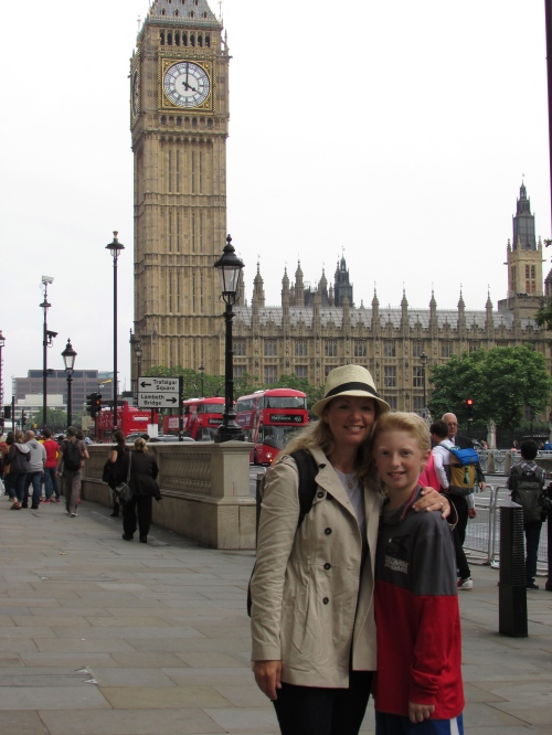 Big Ben London on carpoolcandy.com