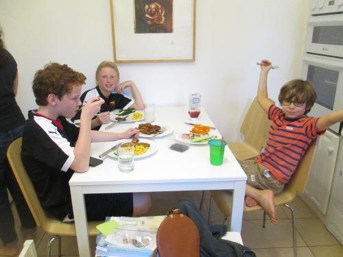 London with kids on carpoolcandy.com