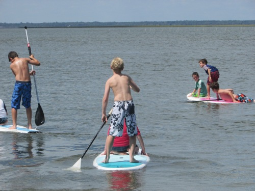 water park boys vacation on LBI on carpoolcandy.com