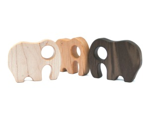 elephant rattle on carpoolcandy.com holiday gift guide