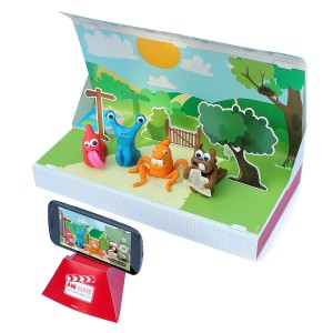 uncommon goods claymation kit on carpoolcandy.com holiday gift guide