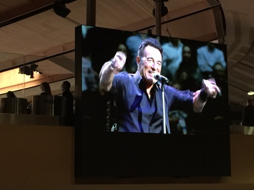 Bruce Springsteen The River tour 2016 at MSG