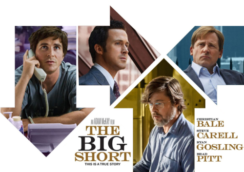 The Big Short movie poster