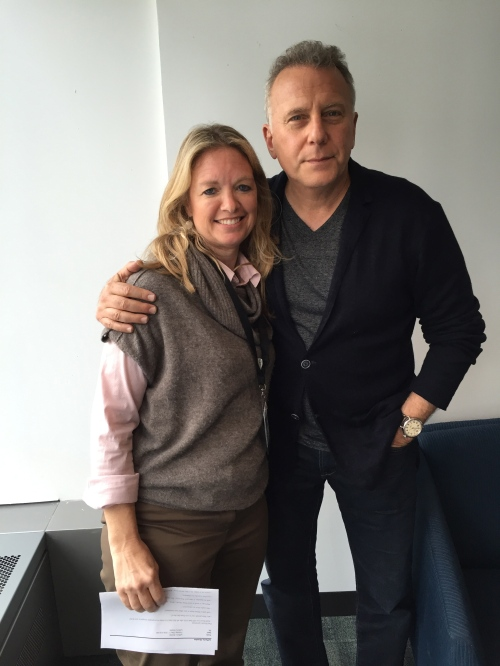 Paul Reiser stops by the AP