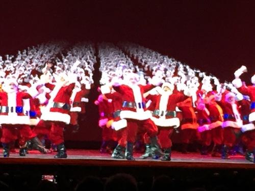 Christmas Spectacular Santa fest