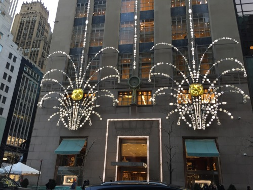 Tiffanys NYC