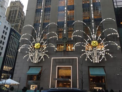 Tiffanys NYC